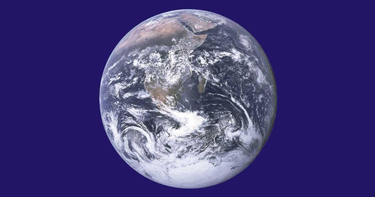 Föld napja 2019-ben kinek számít? / Fotó: wikipedia.