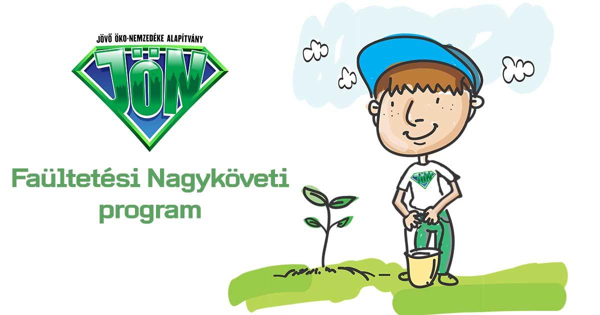 A faültetés az új zöld trend Magyarországon? 2