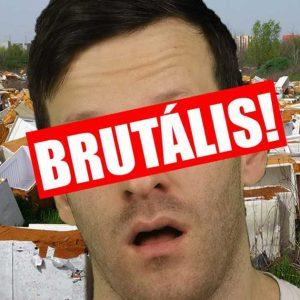 Brutális szemétdombok Magyarországon