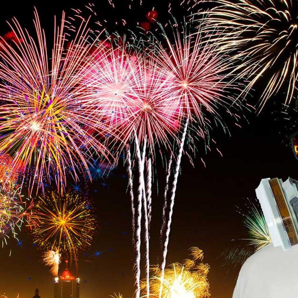 Szilveszteri tűzijáték káros hatásai