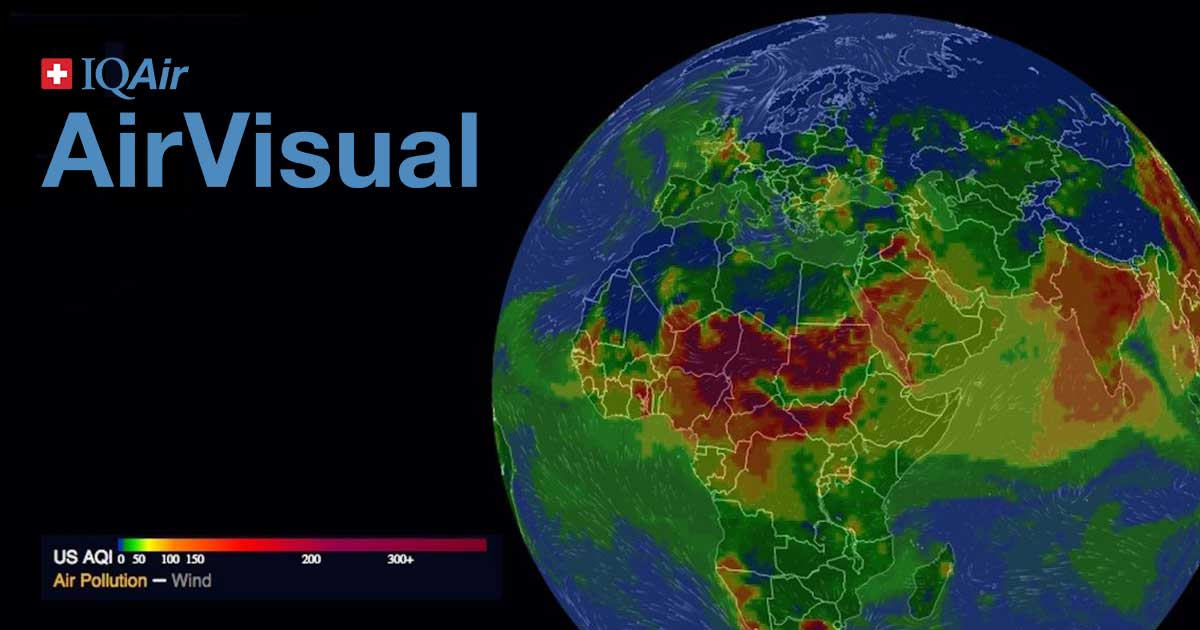 airvisual-levegoszennyezes