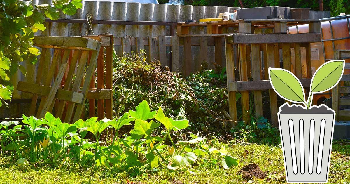 A Sharewaste egy ízig-vérig zöld applikáció. A képen az én kerti komposztálóm.