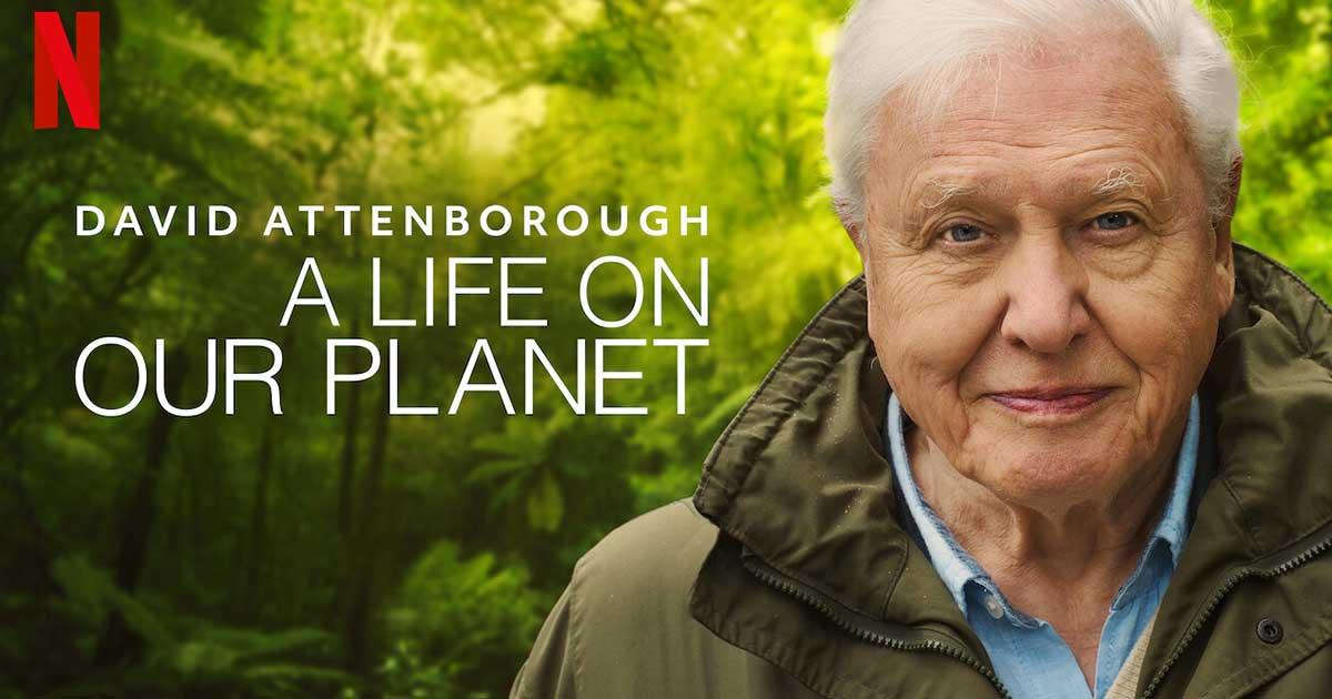 David Attenborough filmek 2021