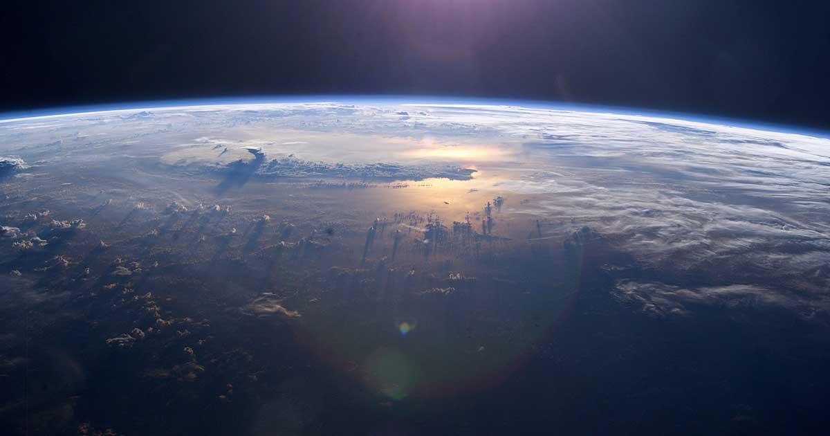 A kék bolygó című filmből egy képrészlet. / Fotó: Wikipedia.