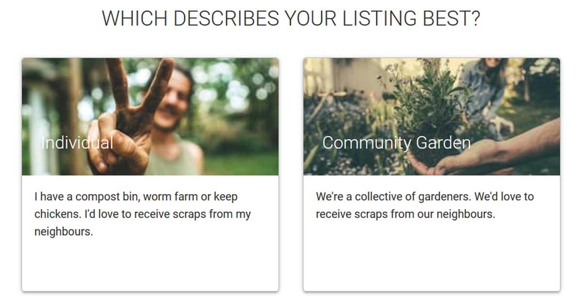 Közösségi kert, iskola, gazdaság sharewaste