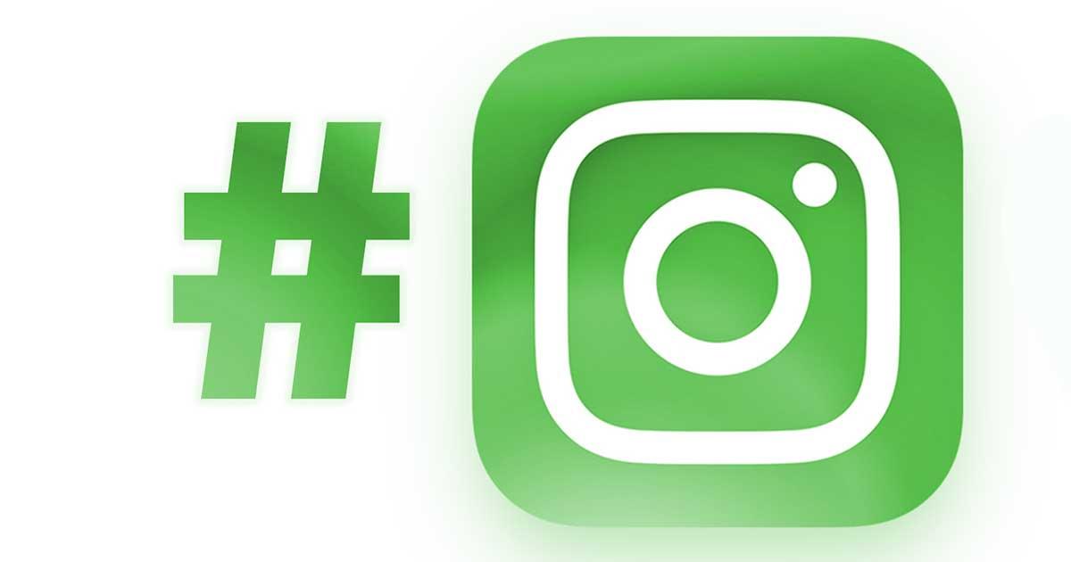 Legnépszerűbb zöld hashtagek az Instagramon