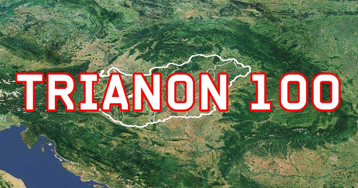 Trianon: 100 éve vesztettük el természeti kincseink 70%-át