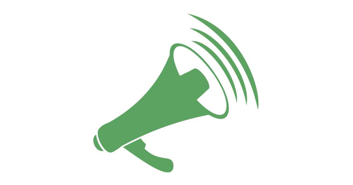 Zöld hírlevél egy lehetőség, hogy minél többünket ösztönözzünk a környezetünk megóvására.