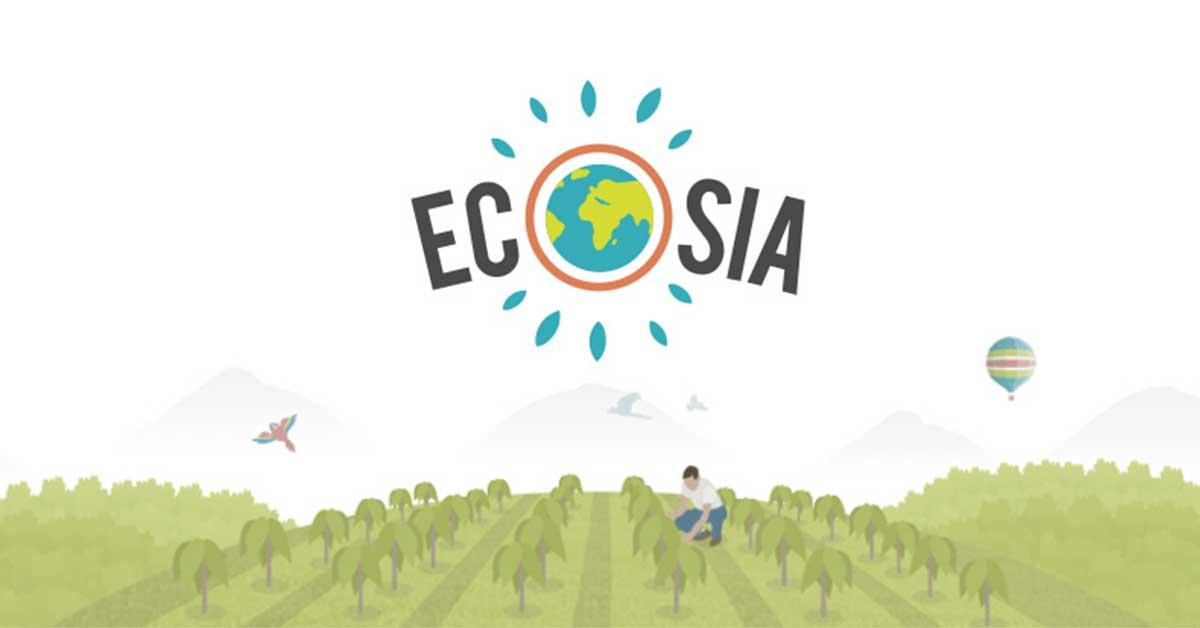 Ecosia böngésző