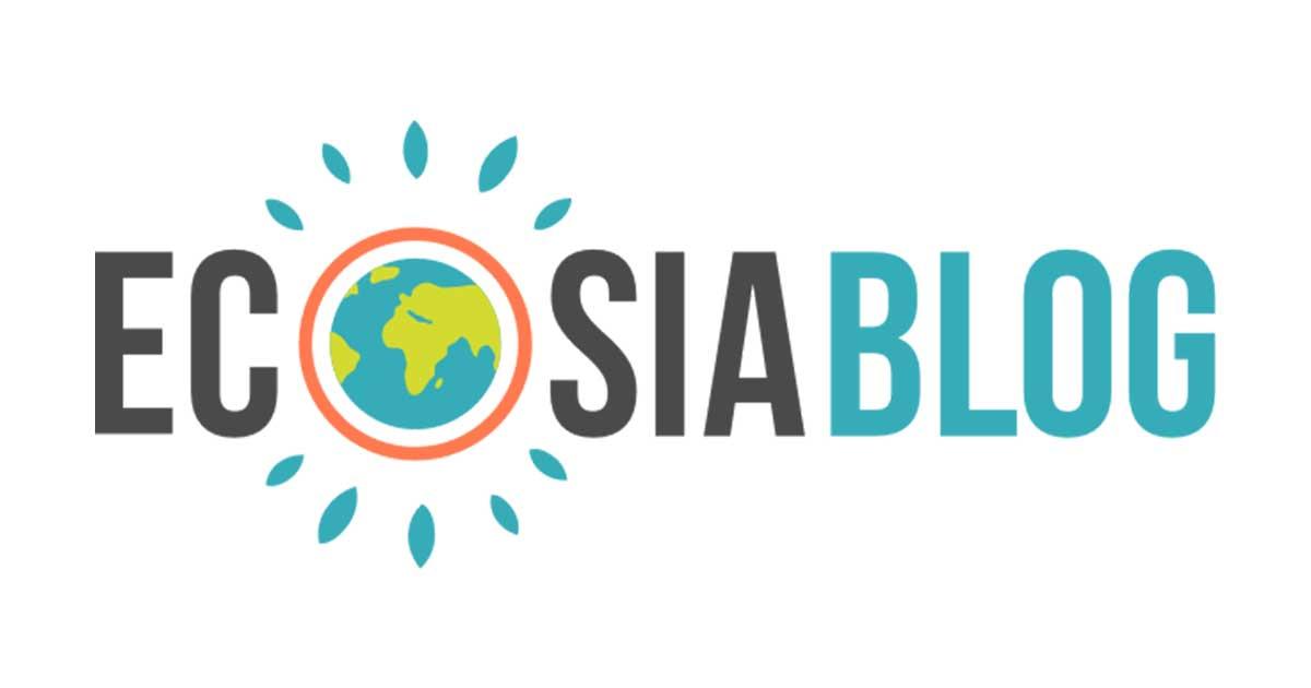 Az Ecosiának saját blogja is van.