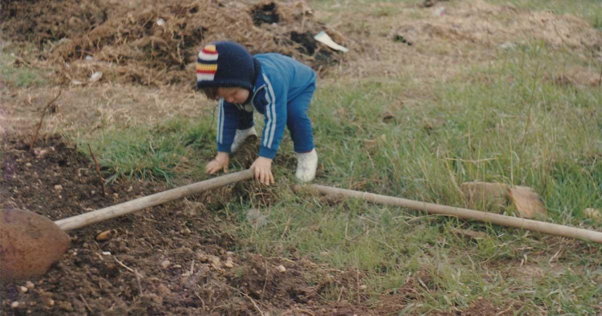 kezdő kertészkedés