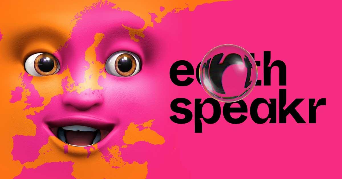 Earth Speakr applikáció