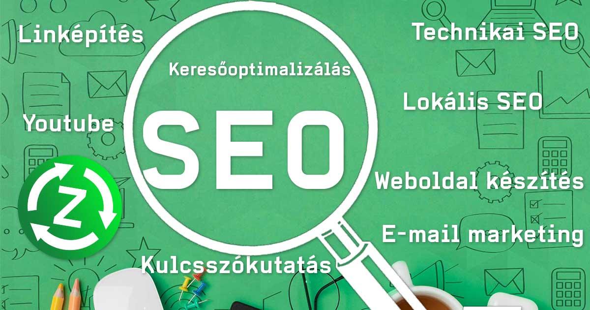 Keresőoptimalizálás google seo