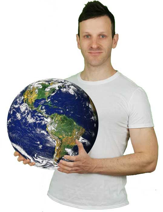Környezetvédelmi influencer 1