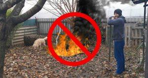 Tűzgyújtási tilalom 2021