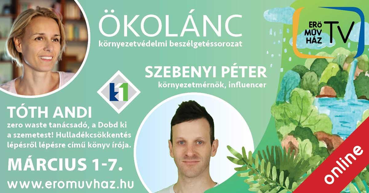 Ökolánc - környezetvédelmi online előadás | K11 1