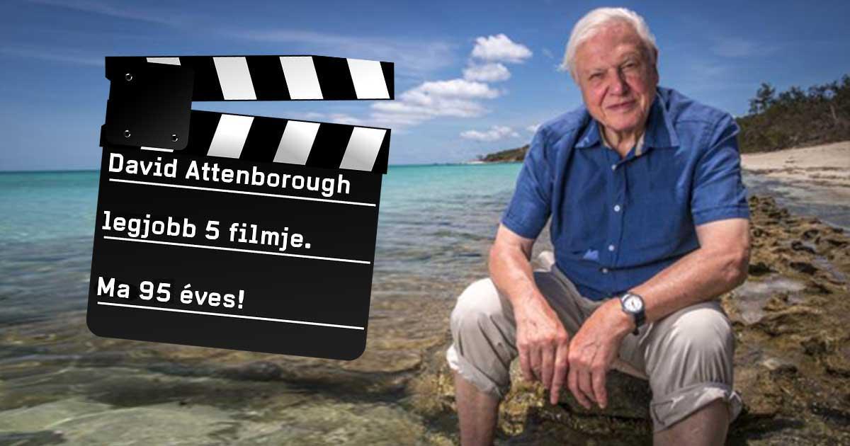 David Attenborough filmek