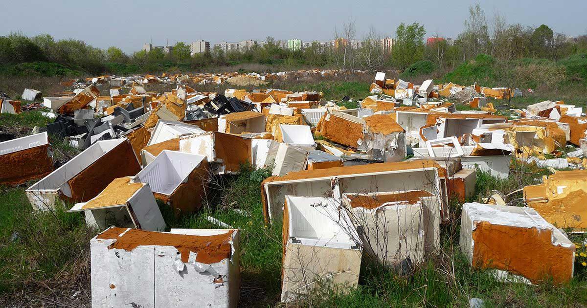 terebesi erdő hulladékpokol